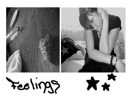 feelings ..