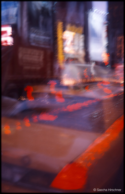 Fegefeuer | Times Square NYC
