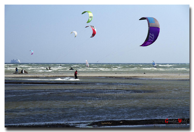 Fehmarn im Wind 4