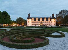 Feier am Schloss