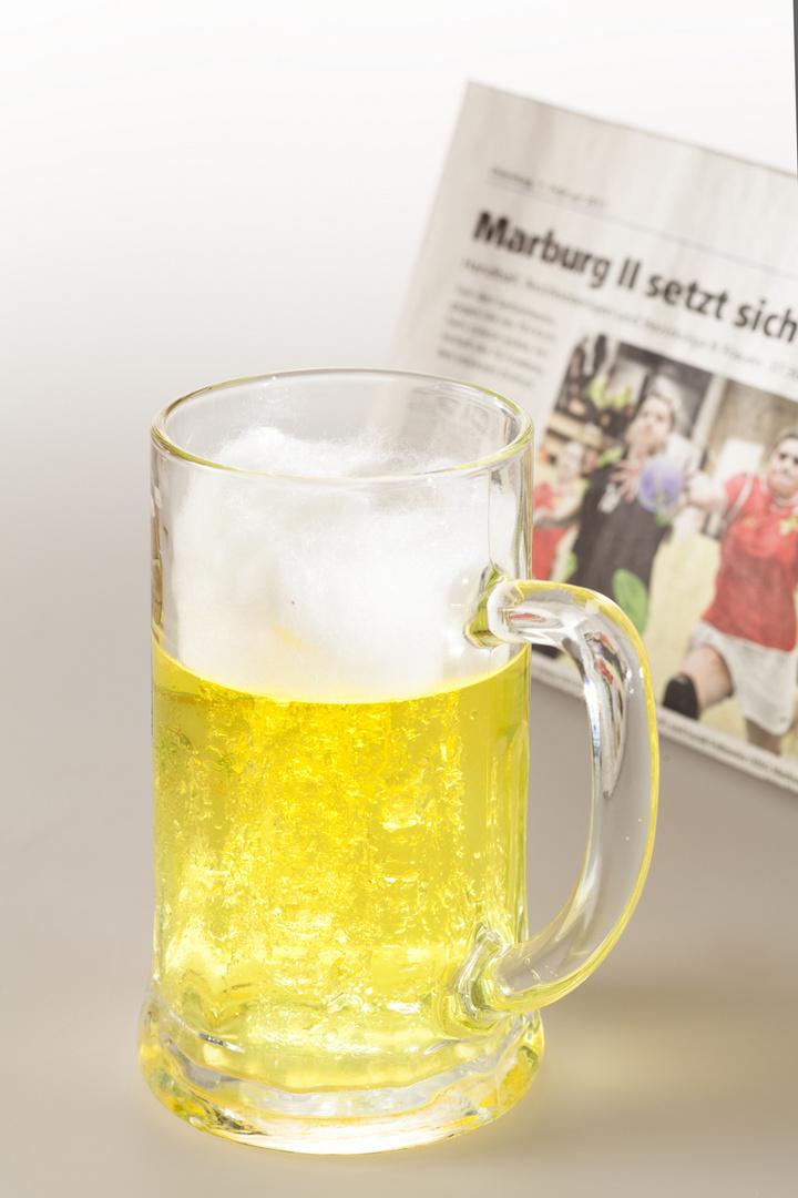 Feierabend... Bierpudding