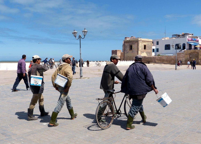 Feierabend in Essaouira