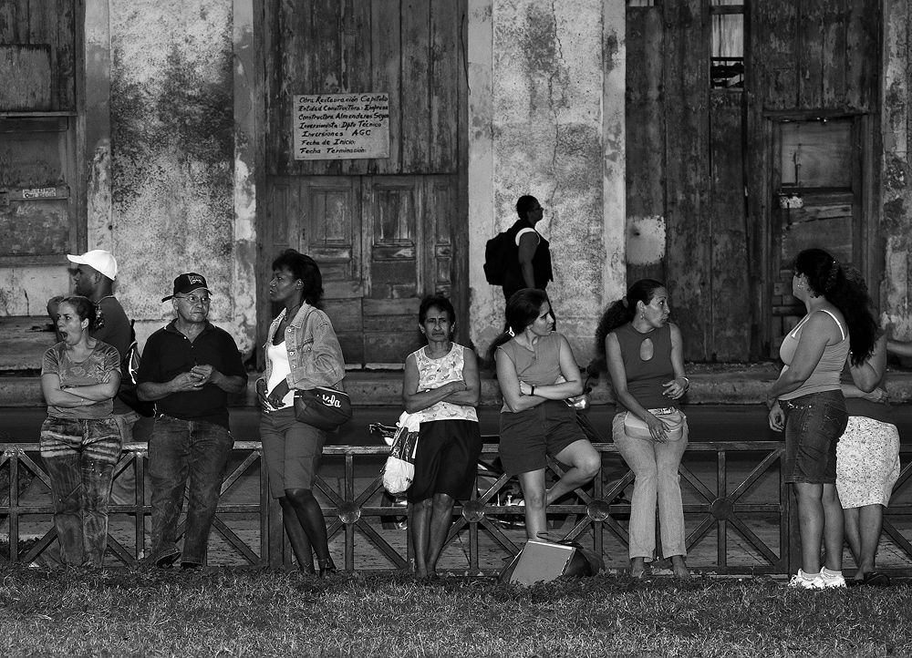 Feierabend in Havanna