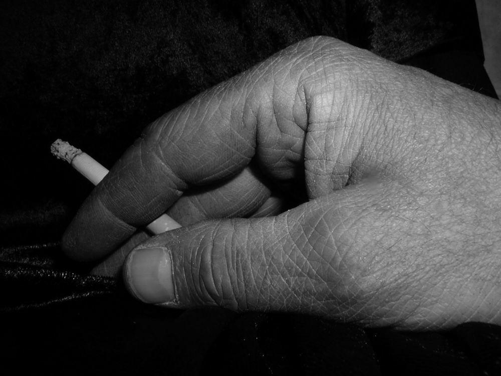 Feierabend oder die Zigarette danach.
