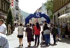 Feiertag in Karlovy Vary ( 5.7.)