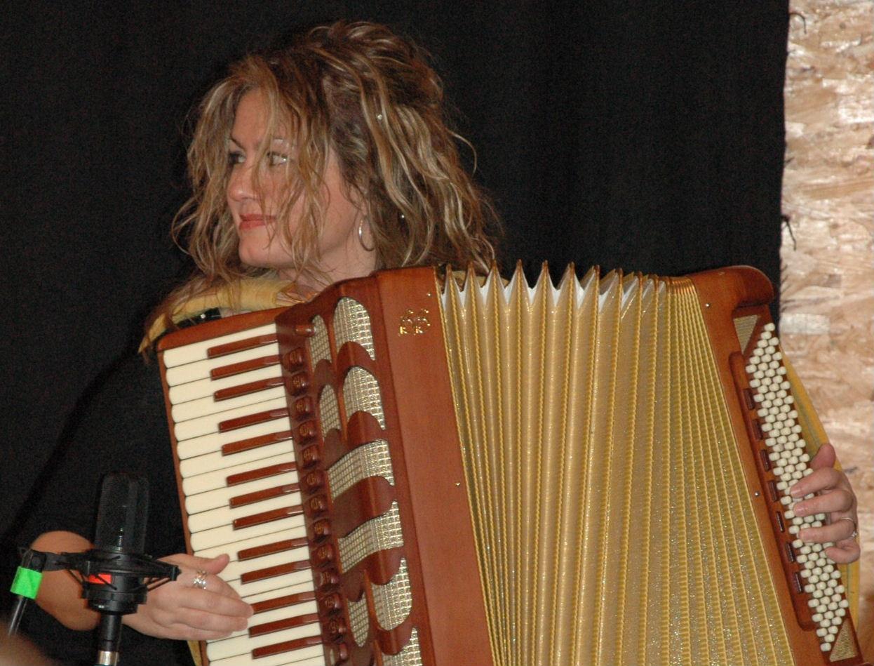 Feinste Akkordeonkunst - Katerina Lekka