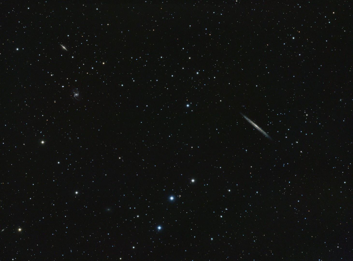 Feld um NGC5907