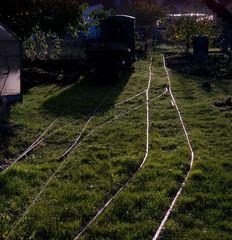 Feldbahn...
