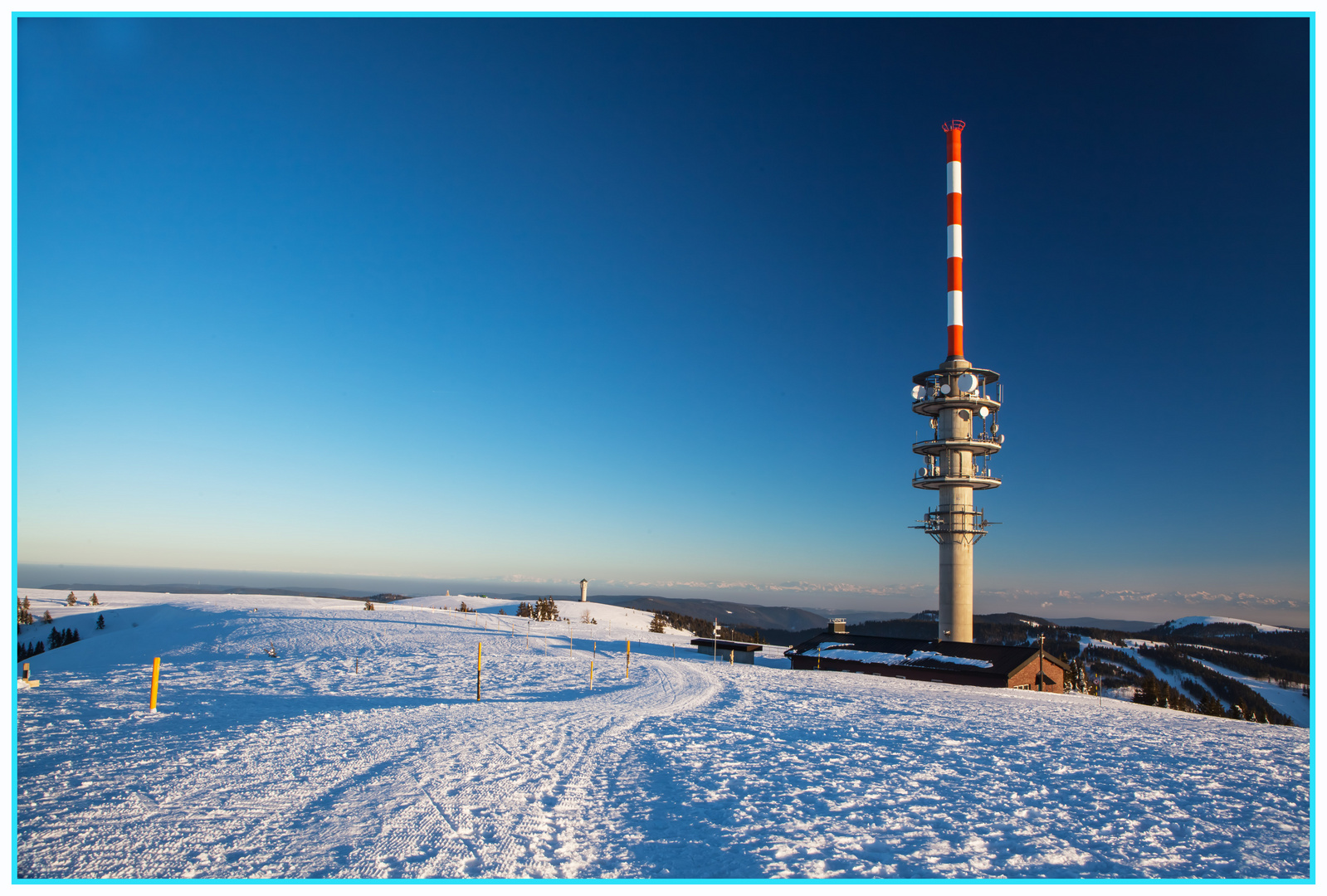 Feldberg im Schwarzwald - Winter 2013