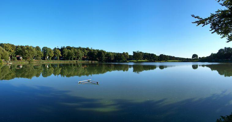 Felder See ( bei Kiel) PANORAMA BILD