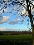 Feldlandschaft in England