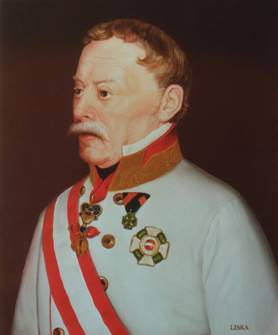 Feldmarschall Joseph Graf Radetzky