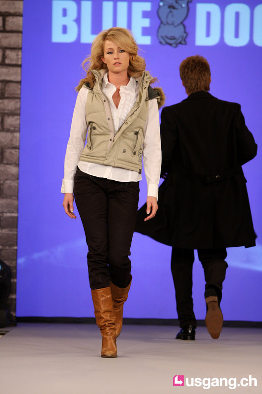 Feldpausch - Fashionshow 08.