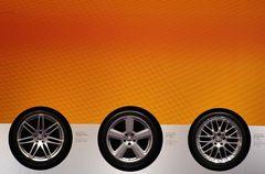 Felgen von Audi (IAA Nachlese)