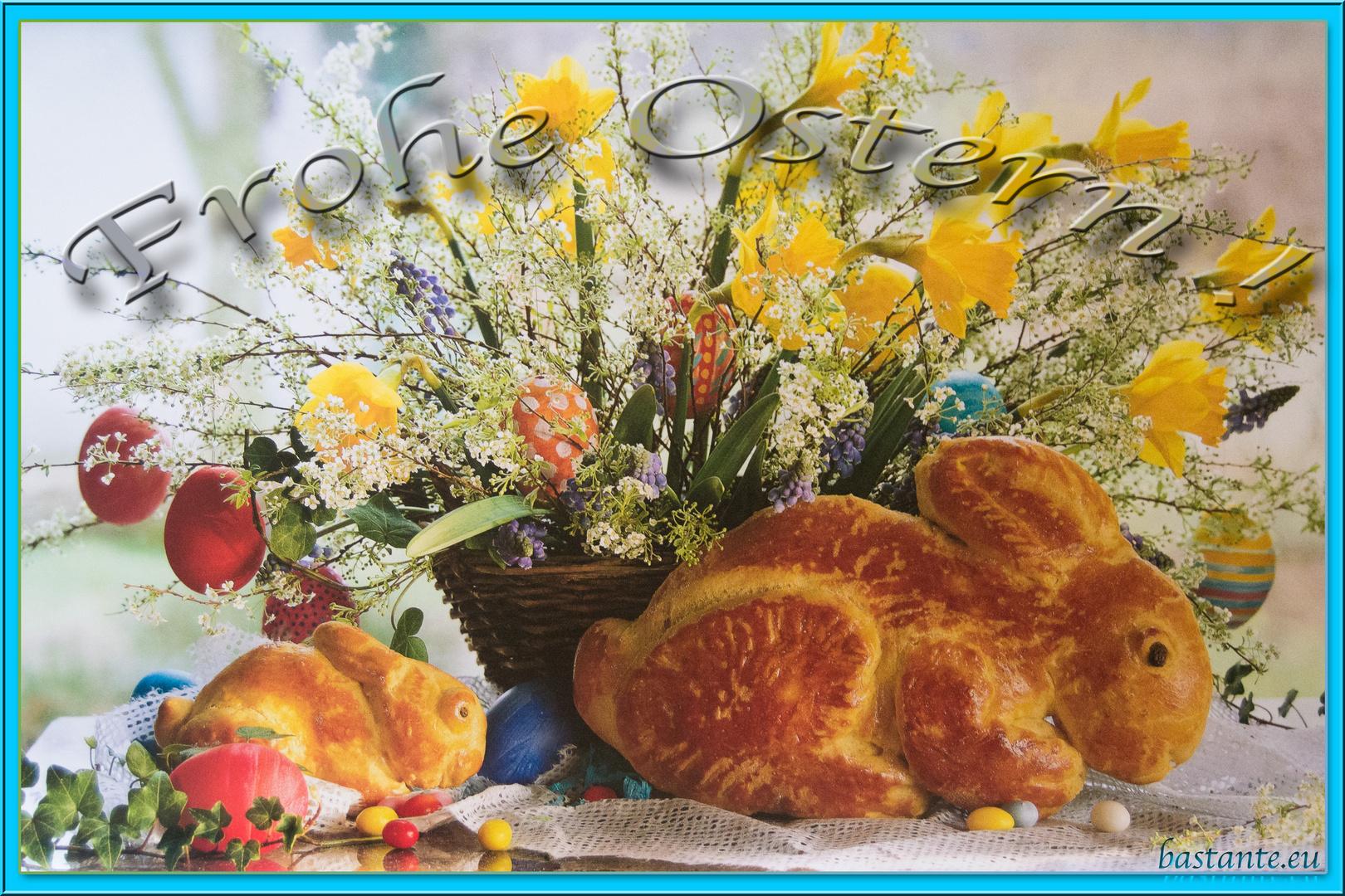 Felices Pascuas a todos ***FC***