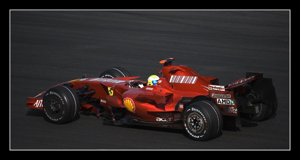 Felipe Massa - Spa 2007
