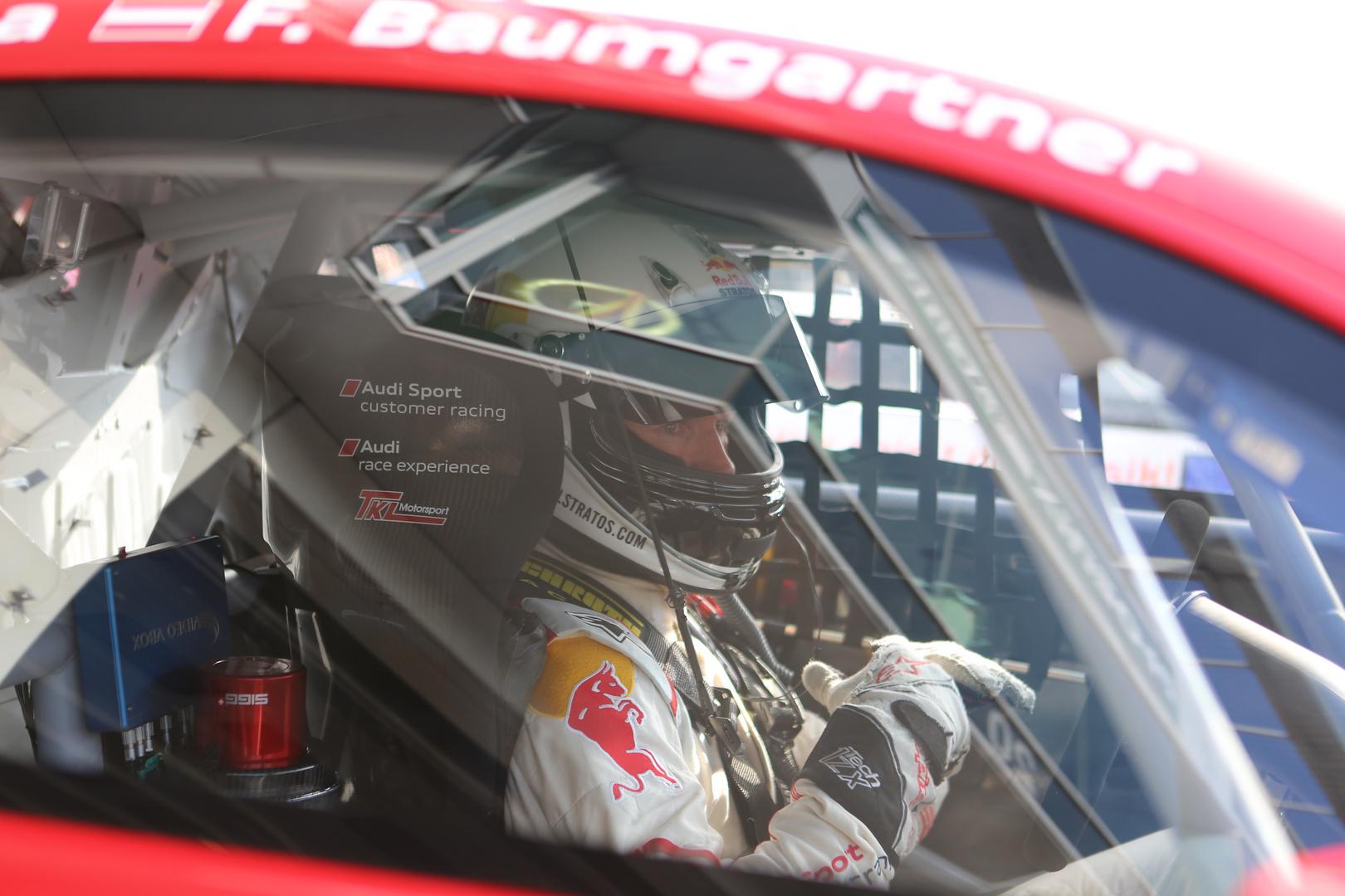 Felix Baumgartner / VLN Serie Nürburgring 17.05.14