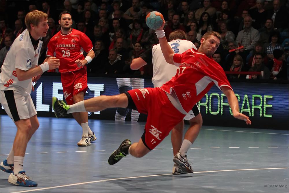 Felix Danner - Handball Bundesliga 2014