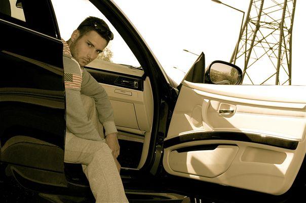 FeliX für BMW WerbeShoot