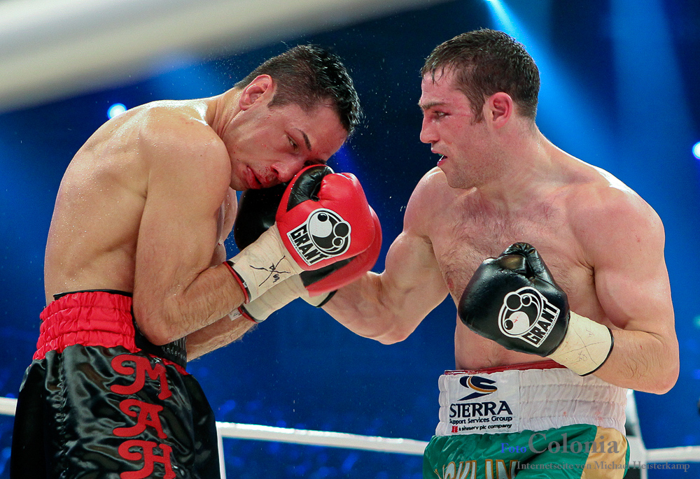 Felix Sturm vs Matthew Macklin