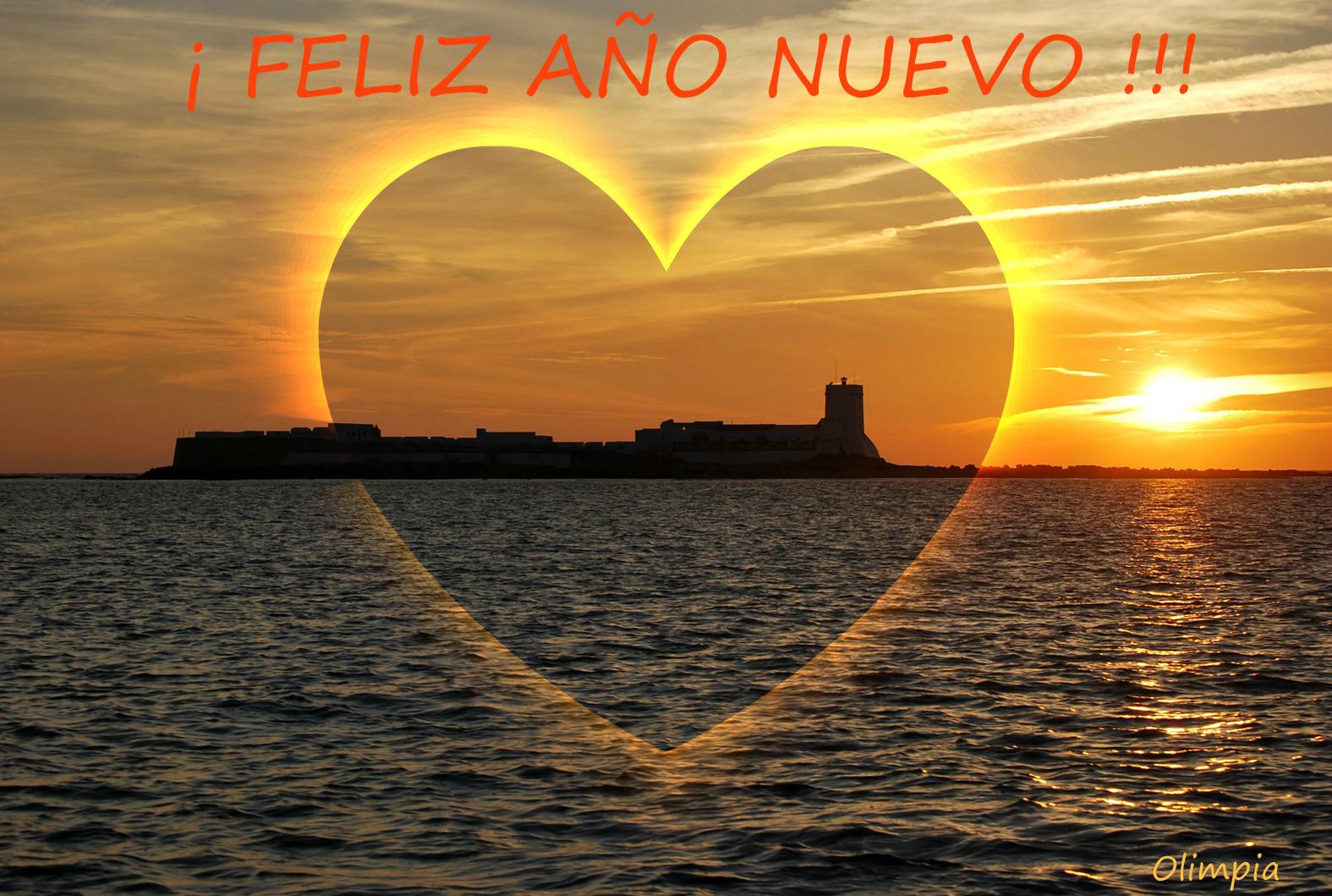 ¡ FELIZ AÑO NUEVO ! ! !