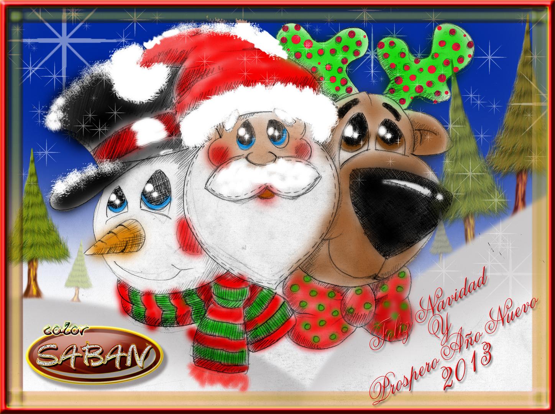Feliz Navida y Prospero Año Nuevo 2013