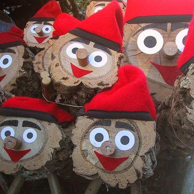 Feliz navidad desean los Caga Tios
