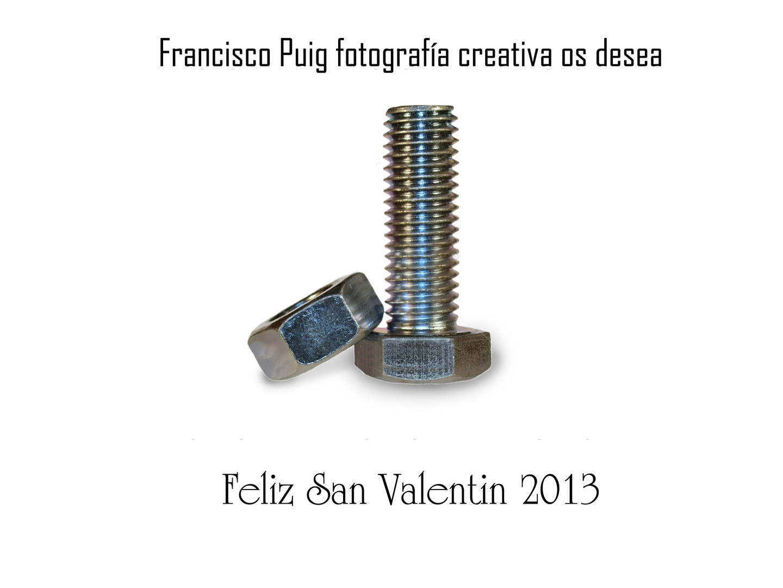 Feliz San Valentin 2013. Happy Valentine's Day!