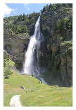 Fellbach - Wasserfall      (200 Meter)