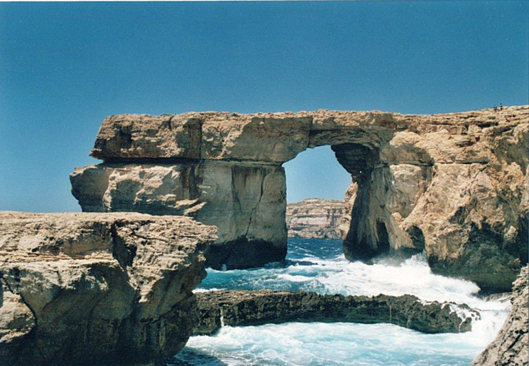 Felsen auf Gozo