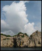 Felsen auf Mallorca Paguera