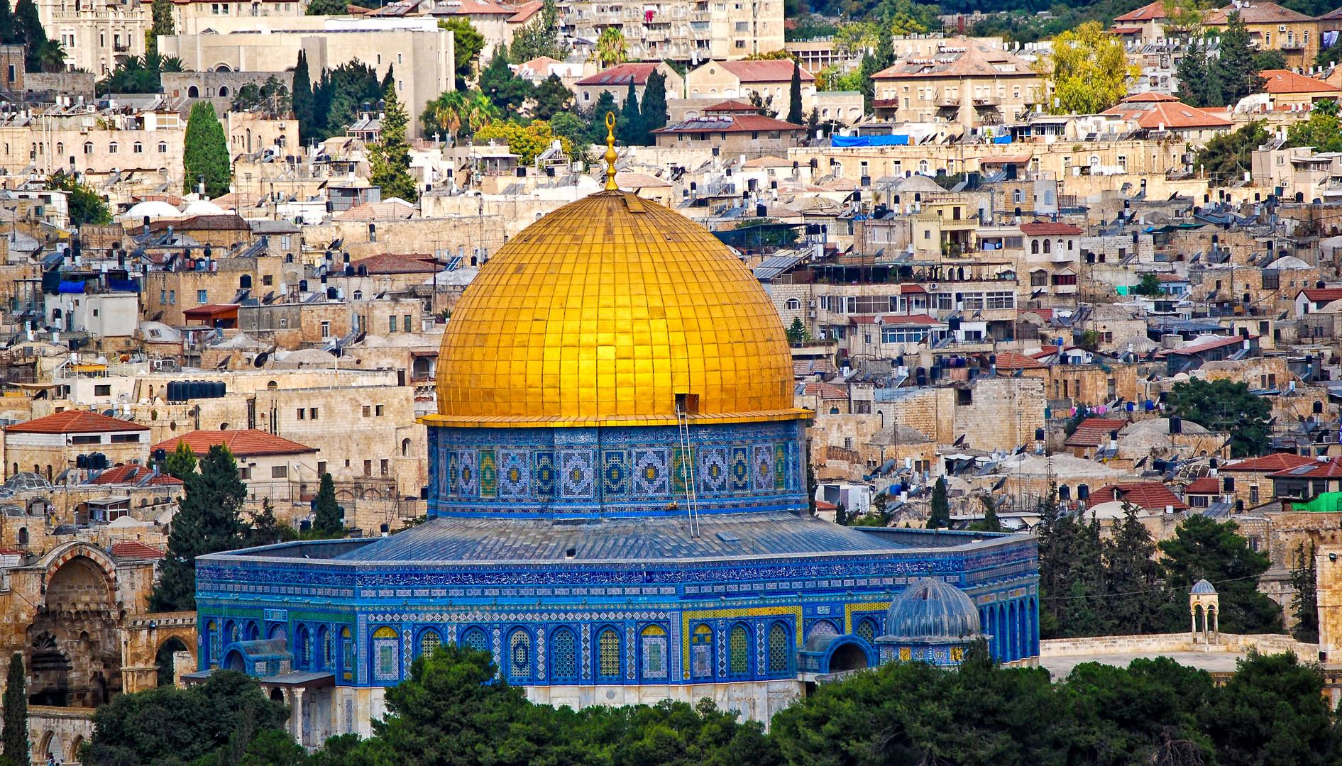 Felsendom Israel