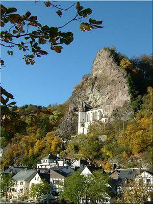 Felsenkirche in Idar-Oberstein