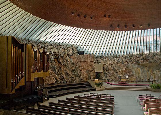 Felsenkirche von Helsinki