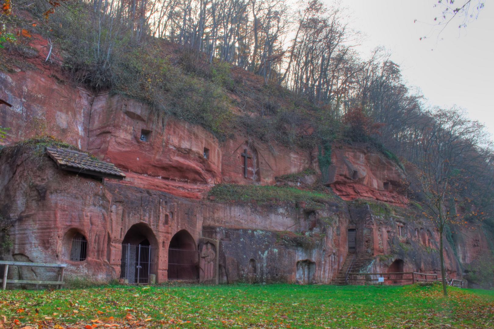 Felsenkloster Bretzenheim (Eremitage)