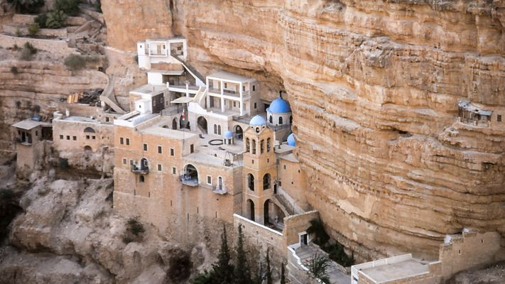Felsenkloster des Heiligen Georg