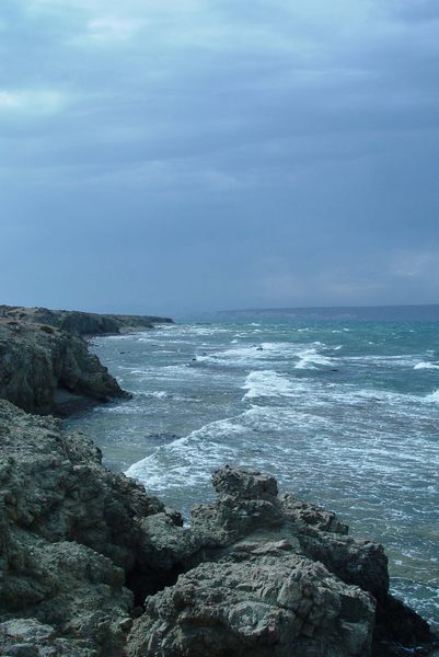 Felsenküste