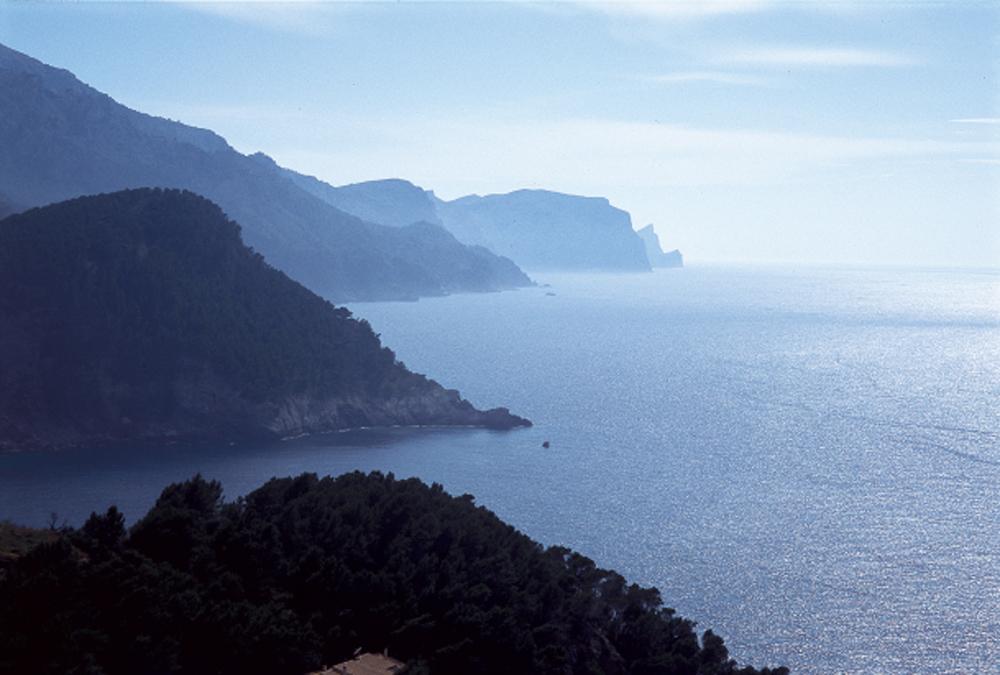 Felsenküste der Tramuntana/Mallorca