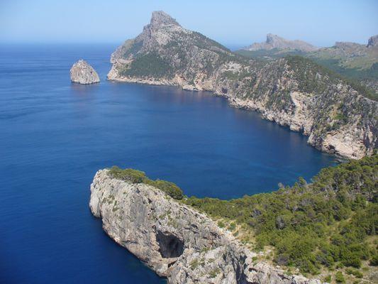Felsenküste Mallorca