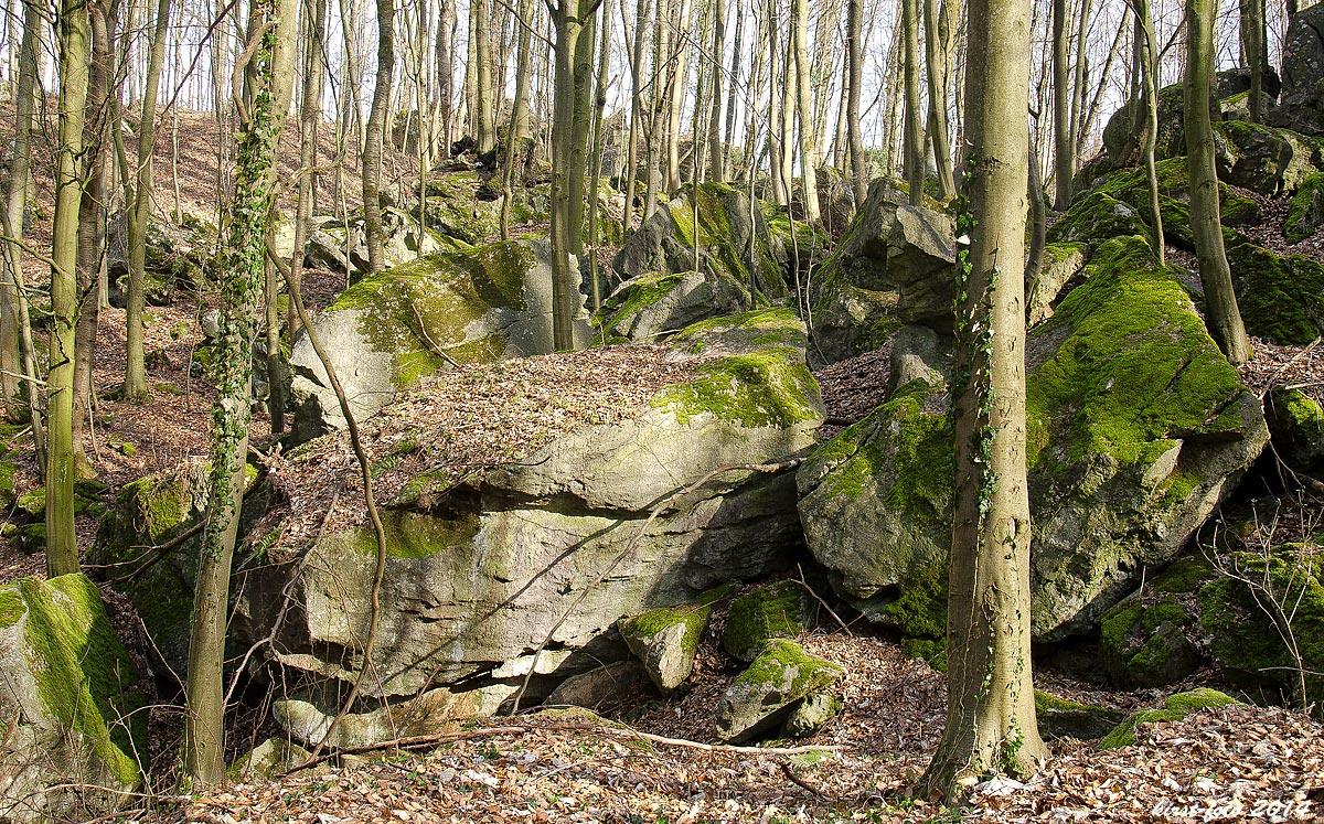 Felsenmeer in Hemer