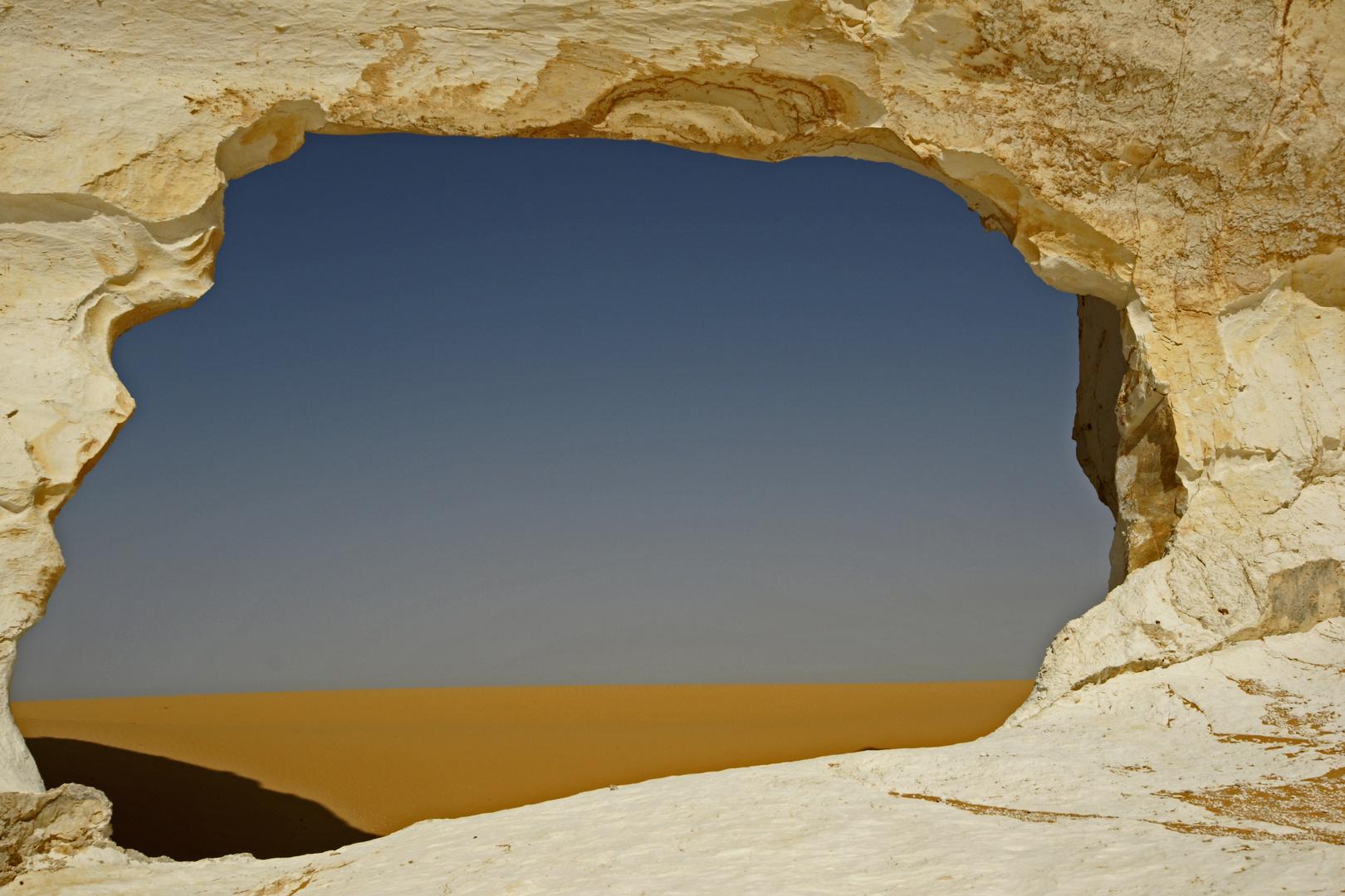 Felsentor zum Sandmeer