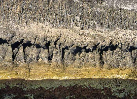 Felsenufer bei Agios Pavlos