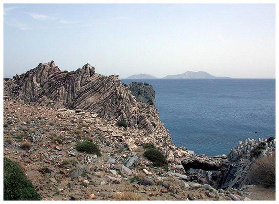 Felsformation bei Agios Pavlos