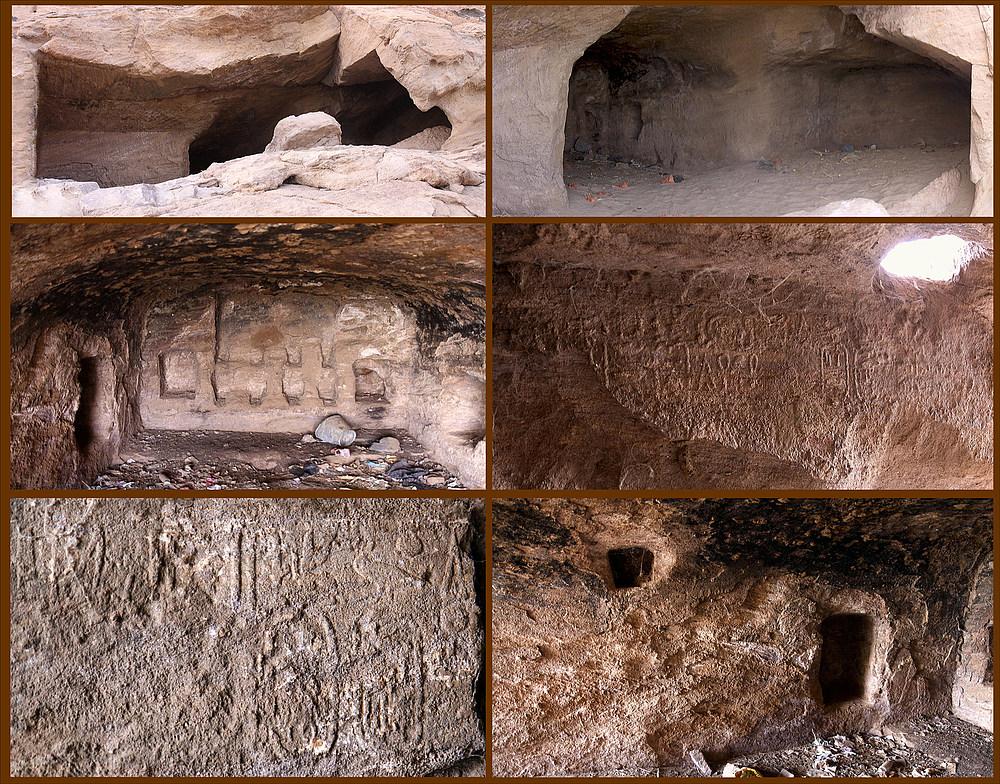 Felskapelle Thutmosis III. in Gebel Dosha (2)