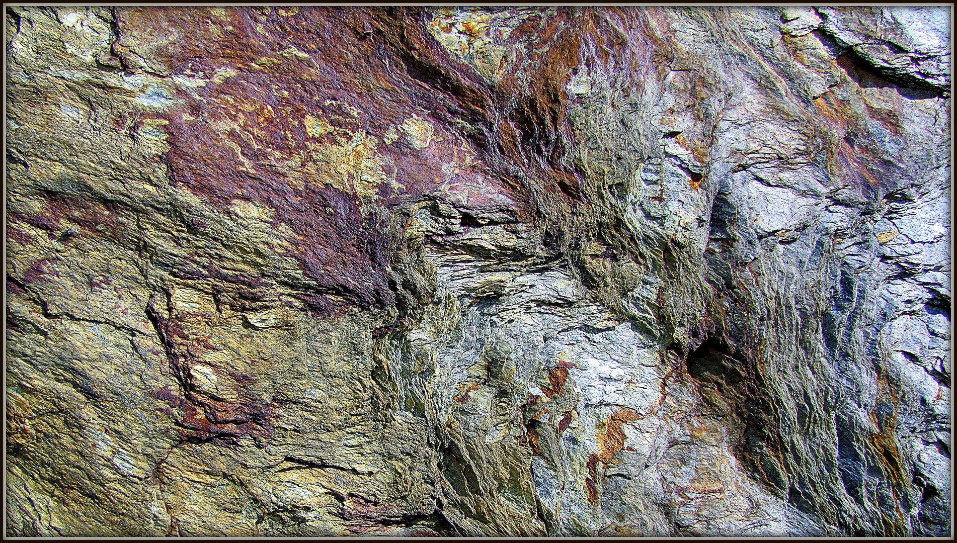 Felsstrukturen 4