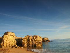 Felstküste an der Algarve I