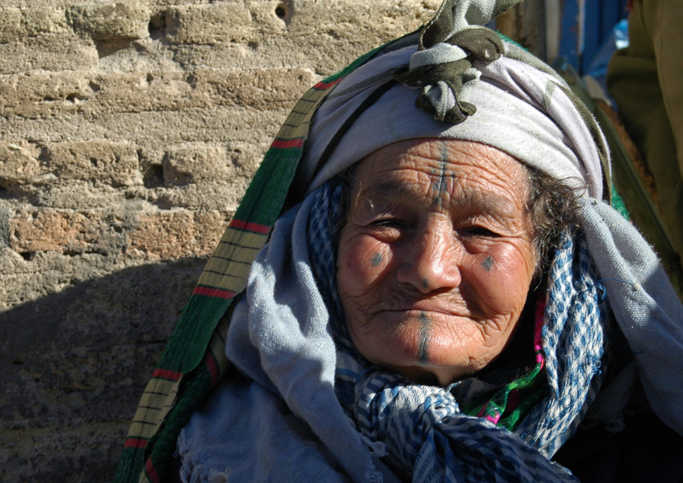 Femme Bérbère