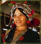 femme de la minorité Akha