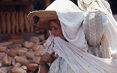 femme du maroc