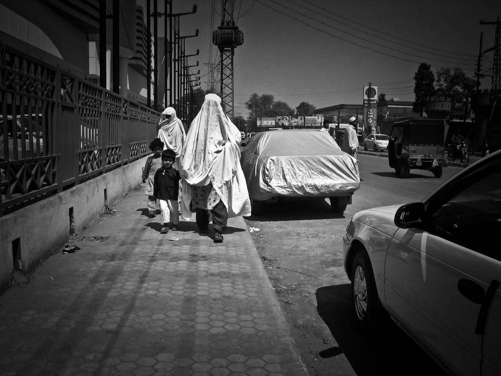 femme du pakistan